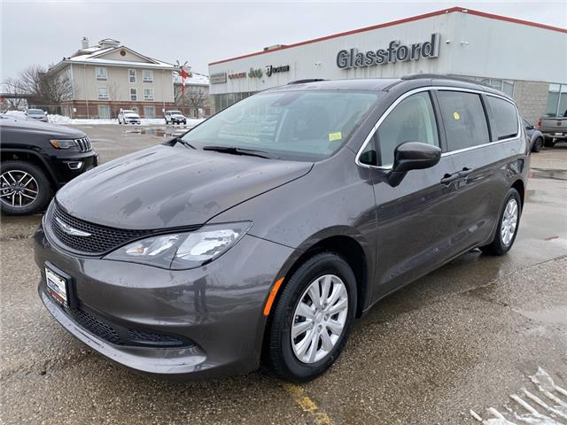 2021 Chrysler Grand Caravan SE (Stk: 21-076) in Ingersoll - Image 1 of 20