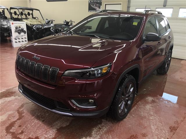 2021 Jeep Cherokee North (Stk: T21-23) in Nipawin - Image 1 of 19