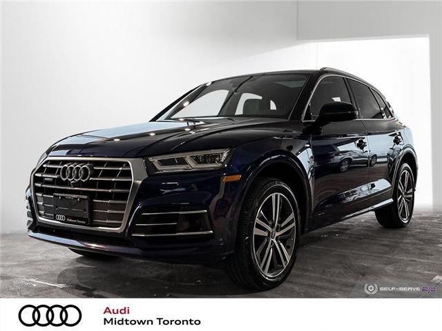 2018 Audi Q5 2.0T Technik (Stk: P8660) in Toronto - Image 1 of 25