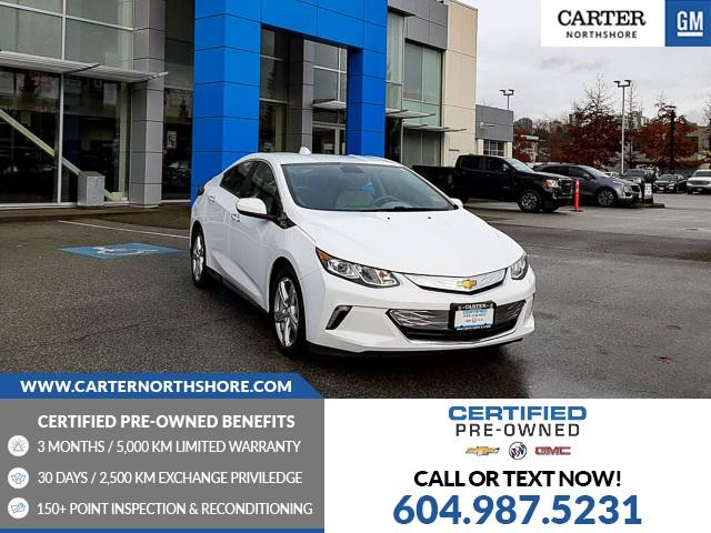 2017 Chevrolet Volt LT 1G1RA6S50HU139140 D02431 in North Vancouver