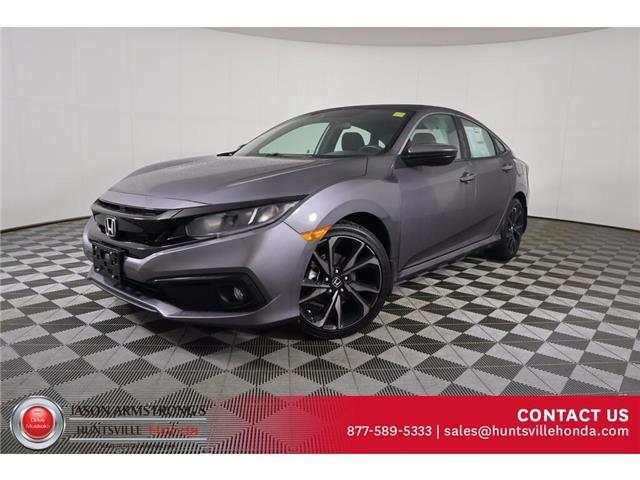 2021 Honda Civic Sport (Stk: 221039) in Huntsville - Image 1 of 29