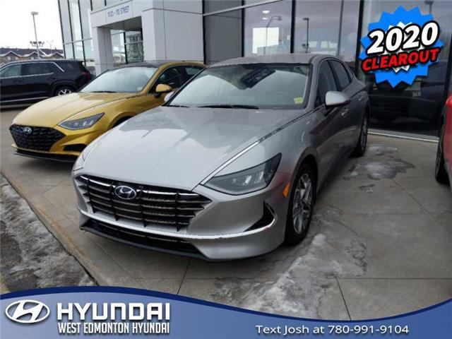 2020 Hyundai Sonata Preferred (Stk: SN06124) in Edmonton - Image 1 of 5