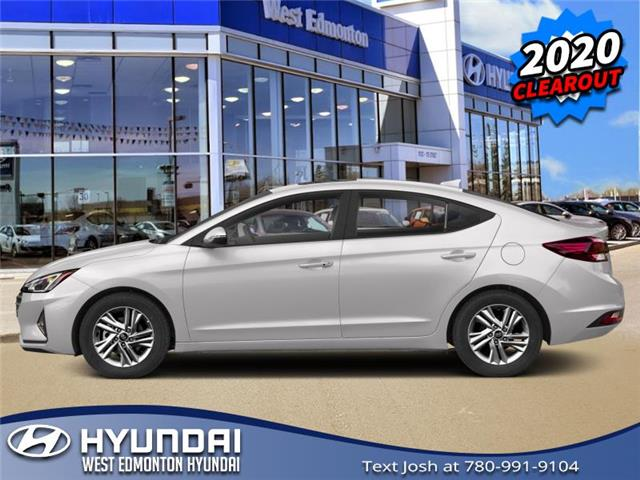 2020 Hyundai Elantra Preferred (Stk: EL09311) in Edmonton - Image 1 of 1