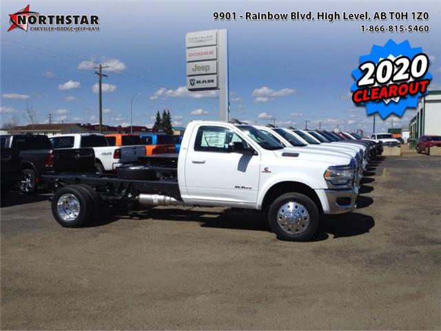 2020 RAM 5500 Chassis Tradesman/SLT (Stk: TT083) in  - Image 1 of 6