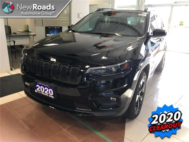 2020 Jeep Cherokee North (Stk: J19917) in Newmarket - Image 1 of 21