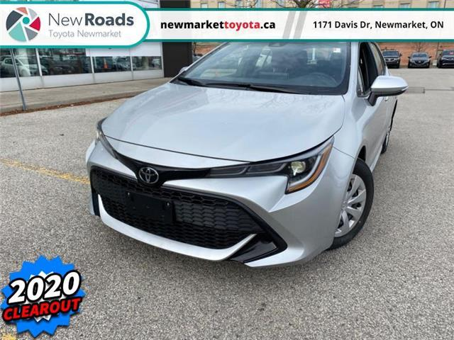 2020 Toyota Corolla Hatchback Base (Stk: 35176) in Newmarket - Image 1 of 21