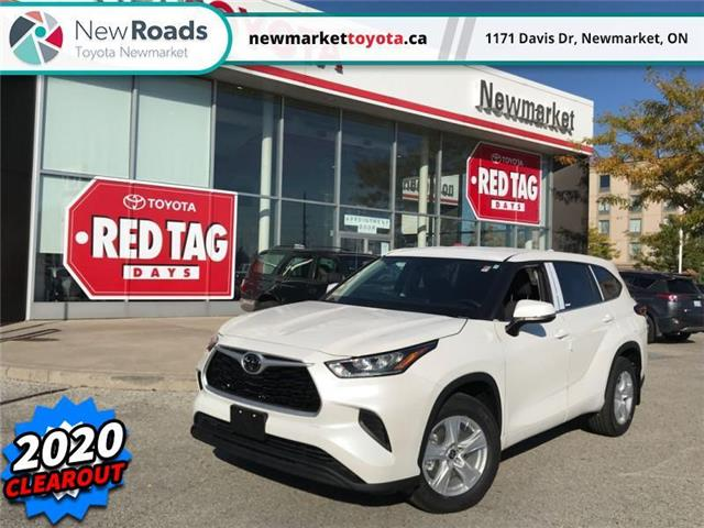 2020 Toyota Highlander LE (Stk: 35581) in Newmarket - Image 1 of 21