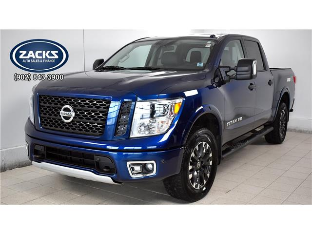 2018 Nissan Titan  (Stk: 35354) in Truro - Image 1 of 35