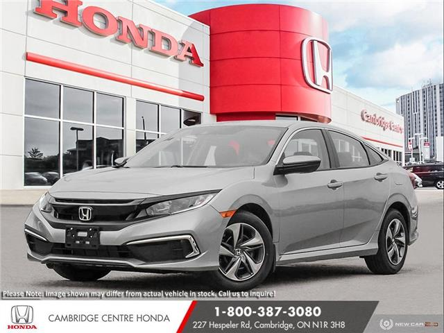 2021 Honda Civic LX (Stk: 21507) in Cambridge - Image 1 of 24