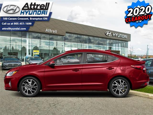 2020 Hyundai Elantra Ultimate (Stk: 36238) in Brampton - Image 1 of 1