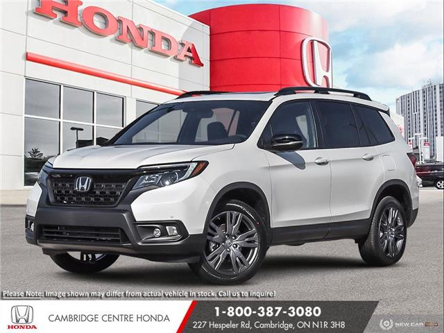 2021 Honda Passport EX-L (Stk: 21522) in Cambridge - Image 1 of 24