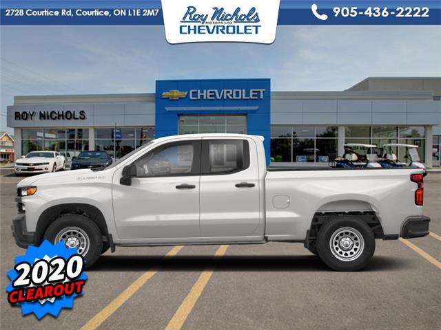 2020 Chevrolet Silverado 1500 RST (Stk: W331) in Courtice - Image 1 of 1
