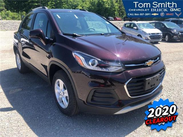 2020 Chevrolet Trax LT (Stk: 200455) in Midland - Image 1 of 9