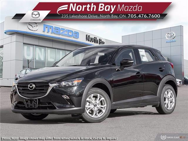 2021 Mazda CX-3 GS (Stk: 2198) in North Bay - Image 1 of 23