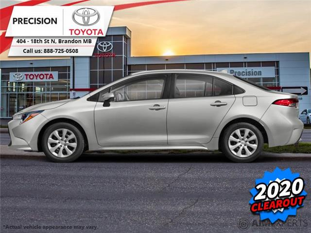 2020 Toyota Corolla LE (Stk: 20020) in Brandon - Image 1 of 1