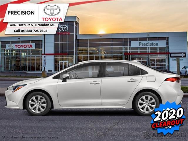 2020 Toyota Corolla LE (Stk: 20308) in Brandon - Image 1 of 1