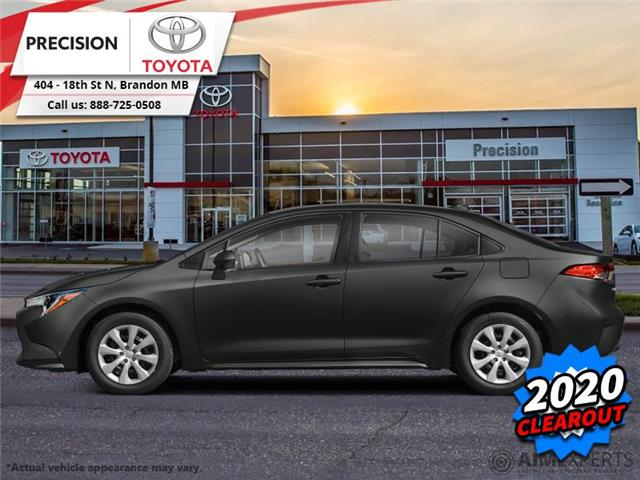 2020 Toyota Corolla LE Upgrade Package (Stk: 20330) in Brandon - Image 1 of 1