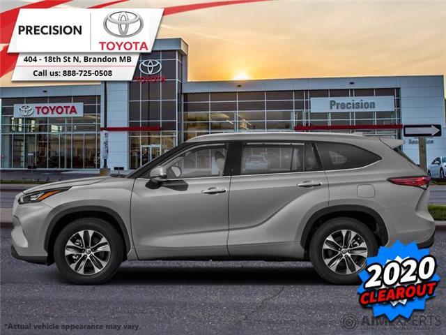 2020 Toyota Highlander XLE (Stk: 20363) in Brandon - Image 1 of 1
