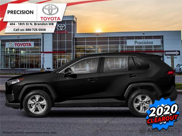 2020 Toyota RAV4 LE AWD (Stk: 20369) in Brandon - Image 1 of 1