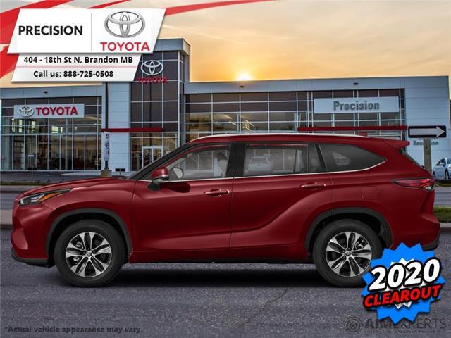2020 Toyota Highlander XLE (Stk: 20381) in Brandon - Image 1 of 1