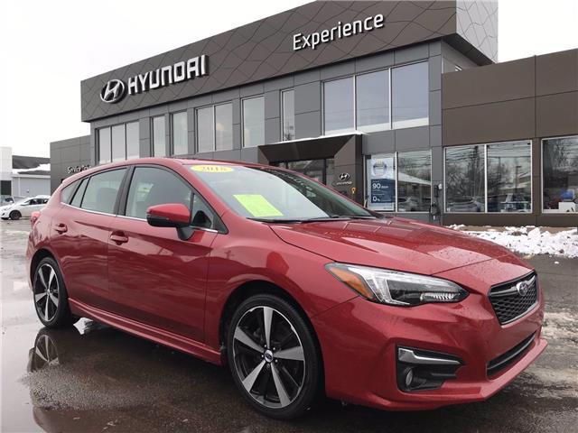 2018 Subaru Impreza Sport-tech (Stk: U3725A) in Charlottetown - Image 1 of 30