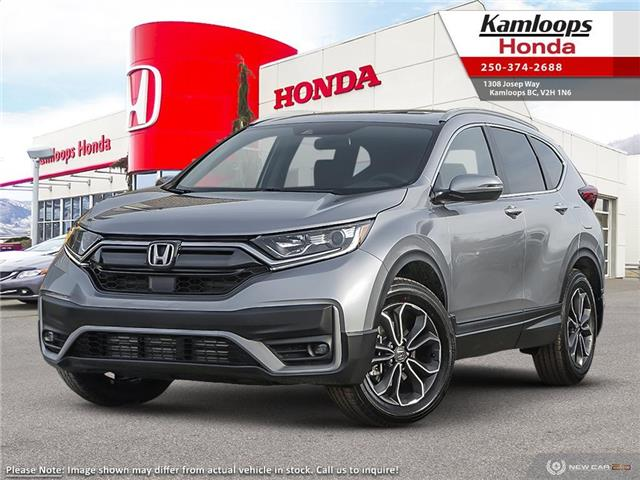 2021 Honda CR-V EX-L (Stk: N15173) in Kamloops - Image 1 of 16