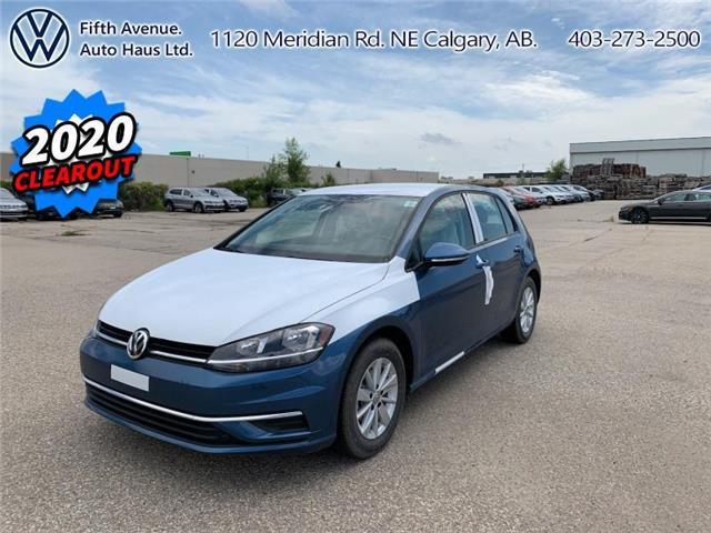 2020 Volkswagen Golf Comfortline (Stk: 20109) in Calgary - Image 1 of 23