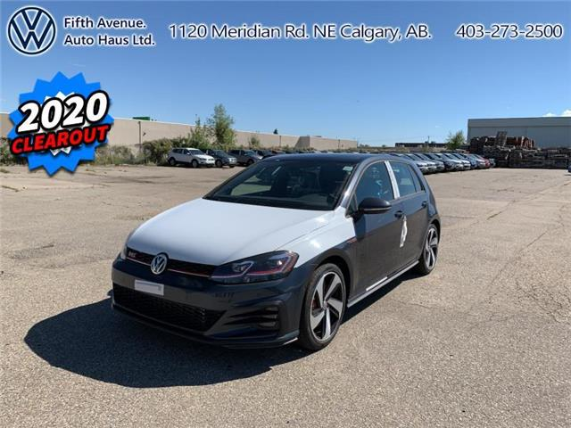 2020 Volkswagen Golf GTI Autobahn (Stk: 20146) in Calgary - Image 1 of 29