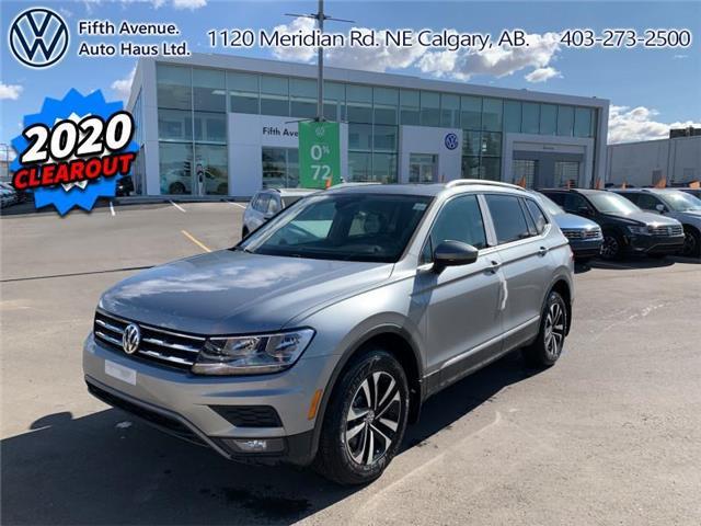 2020 Volkswagen Tiguan IQ Drive (Stk: 20150) in Calgary - Image 1 of 30