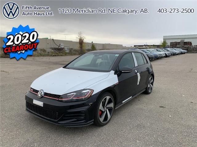 2020 Volkswagen Golf GTI Autobahn (Stk: 20145) in Calgary - Image 1 of 29
