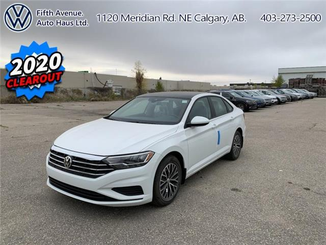2020 Volkswagen Jetta Highline (Stk: 20141) in Calgary - Image 1 of 24