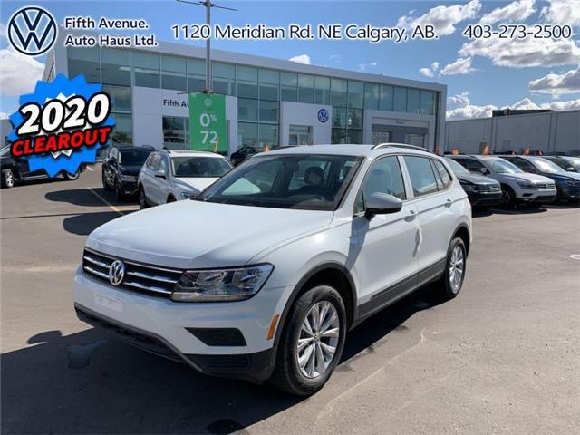2020 Volkswagen Tiguan Trendline (Stk: 20175) in Calgary - Image 1 of 26