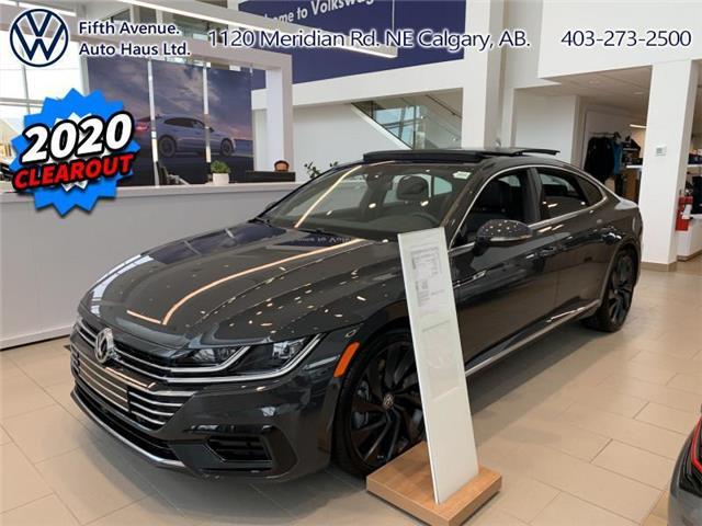 2020 Volkswagen Arteon Execline (Stk: 20197) in Calgary - Image 1 of 30