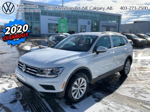 2020 Volkswagen Tiguan Trendline (Stk: 20199) in Calgary - Image 1 of 26