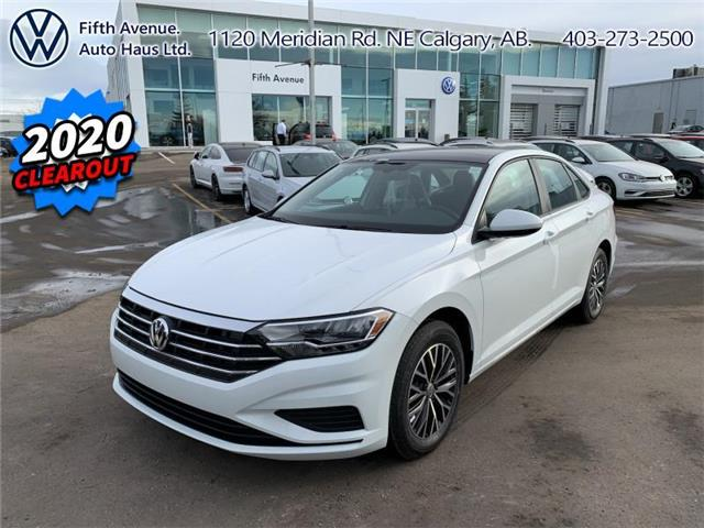 2020 Volkswagen Jetta Highline (Stk: 20221) in Calgary - Image 1 of 24