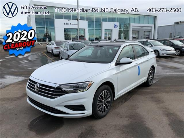 2020 Volkswagen Jetta Highline (Stk: 20220) in Calgary - Image 1 of 24