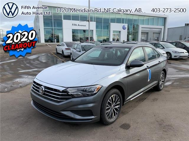 2020 Volkswagen Jetta Highline (Stk: 20217) in Calgary - Image 1 of 24