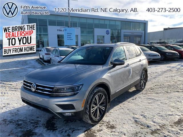 2021 Volkswagen Tiguan Highline (Stk: 21101) in Calgary - Image 1 of 30