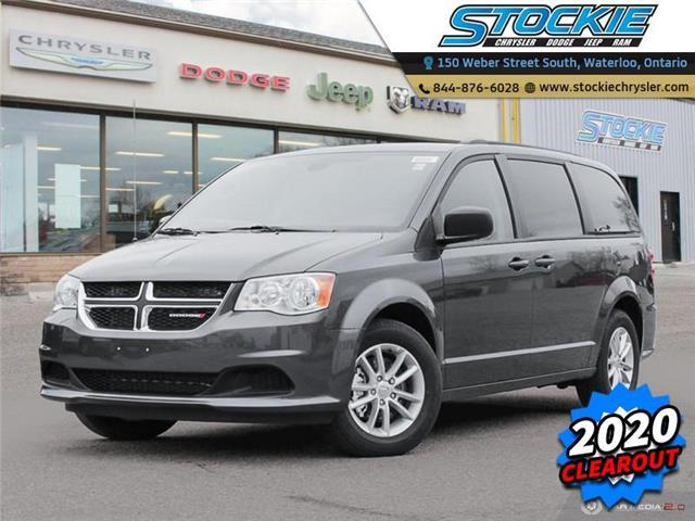 2020 Dodge Grand Caravan SE (Stk: 33877) in Waterloo - Image 1 of 27