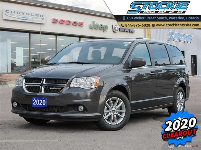 2020 Dodge Grand Caravan Premium Plus (Stk: 34198) in Waterloo - Image 1 of 27