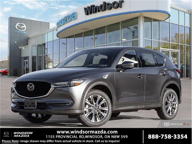 2021 Mazda CX-5 Signature (Stk: C517882) in Windsor - Image 1 of 23