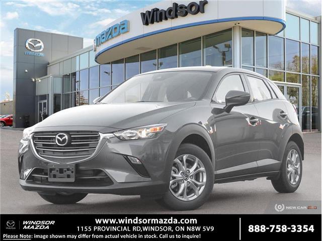 2021 Mazda CX-3 GS (Stk: C308287) in Windsor - Image 1 of 23