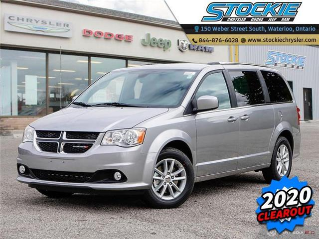 2020 Dodge Grand Caravan Premium Plus (Stk: 34777) in Waterloo - Image 1 of 27