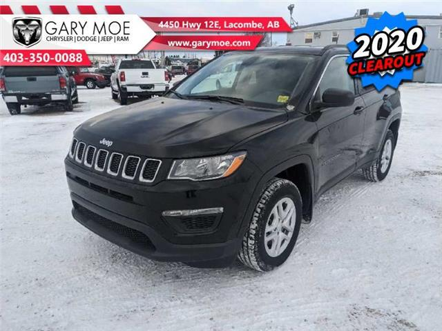 2020 Jeep Compass Sport (Stk: F202482) in Lacombe - Image 1 of 16
