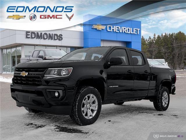2021 Chevrolet Colorado LT (Stk: 1229) in Huntsville - Image 1 of 27