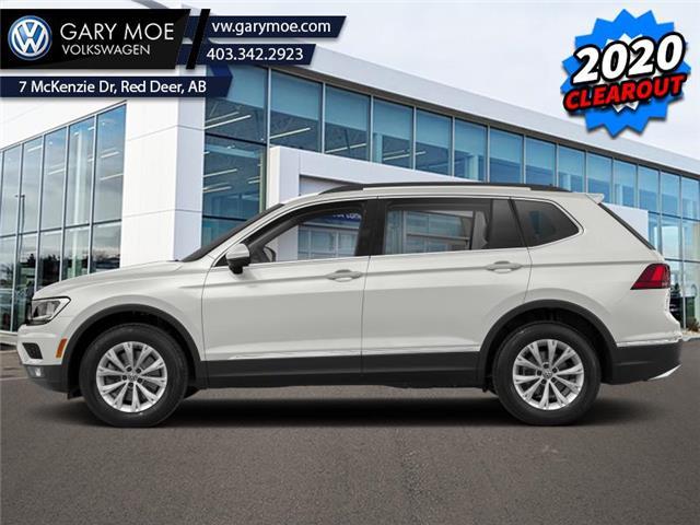 2020 Volkswagen Tiguan Trendline (Stk: 0TG1757) in Red Deer County - Image 1 of 2