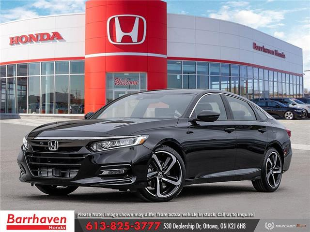 2021 Honda Accord Sport 1.5T (Stk: 3460) in Ottawa - Image 1 of 23