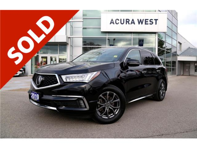 2019 Acura MDX Elite (Stk: 7346A) in London - Image 1 of 1