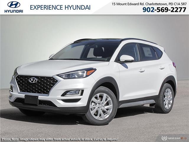 2021 Hyundai Tucson Preferred w/Sun & Leather Package (Stk: N1137) in Charlottetown - Image 1 of 23