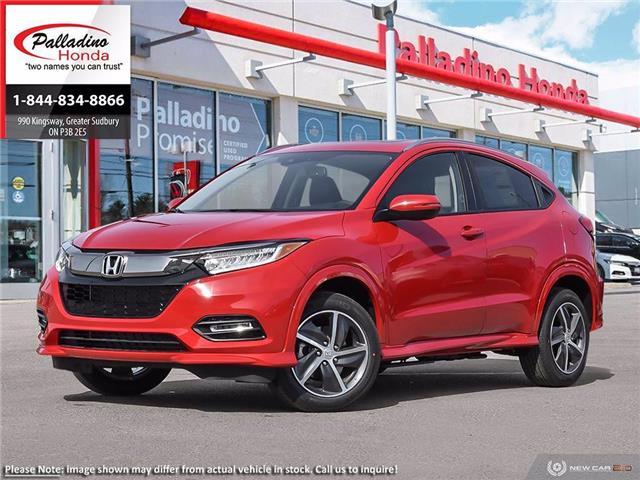 2021 Honda HR-V Touring (Stk: 22985) in Greater Sudbury - Image 1 of 23